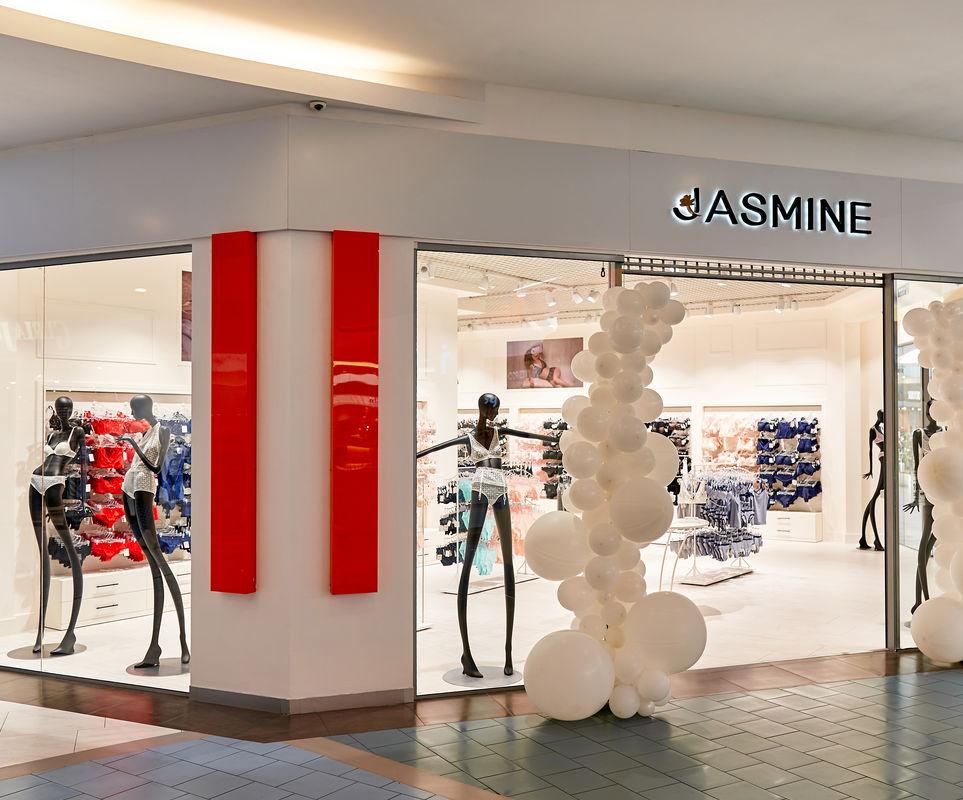 Магазин женского белья жасмин трусы с высокой талией купить недорого